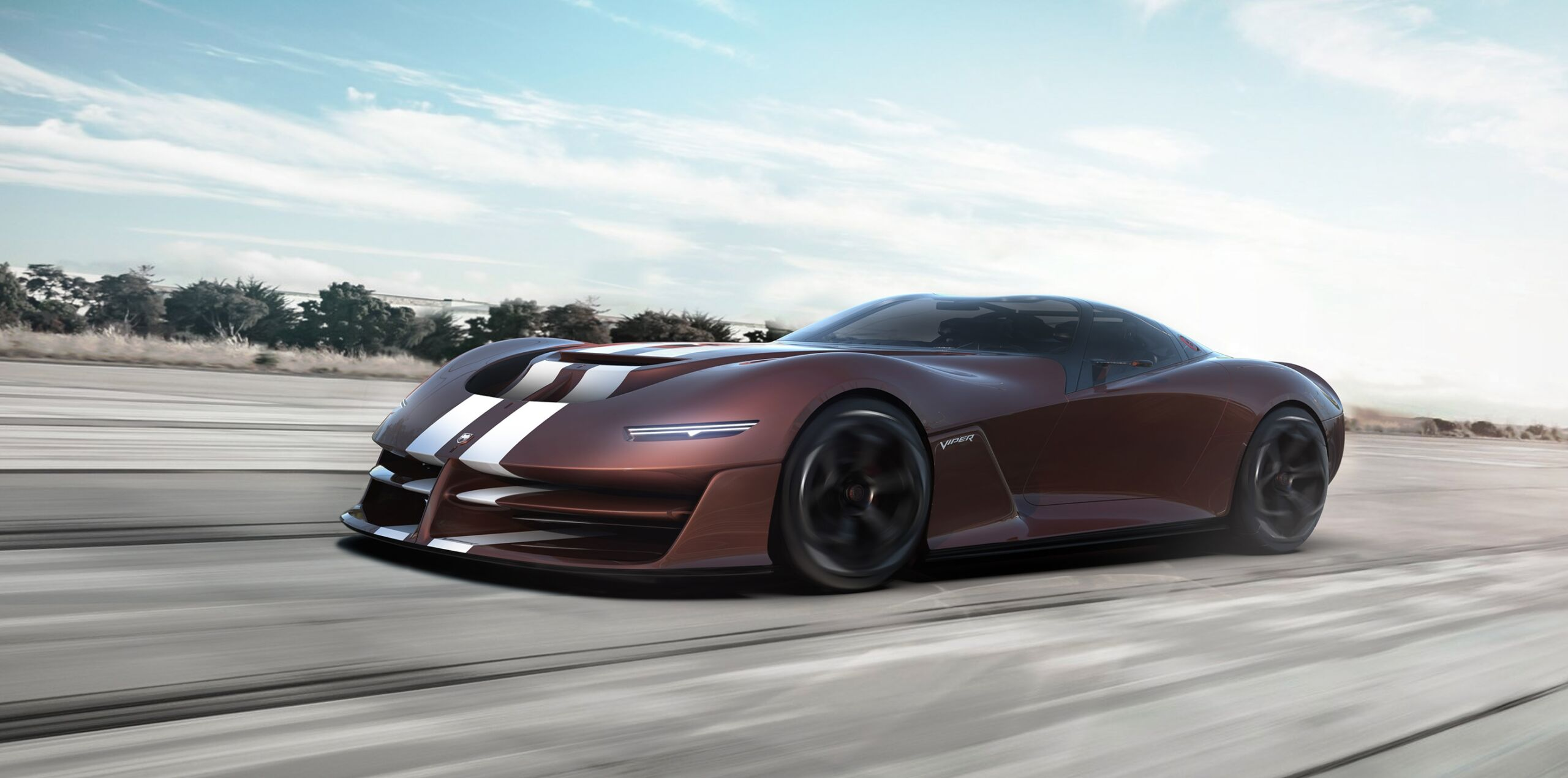 Dodge Viper Basilisk concept