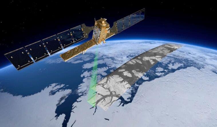 Esa-satellite