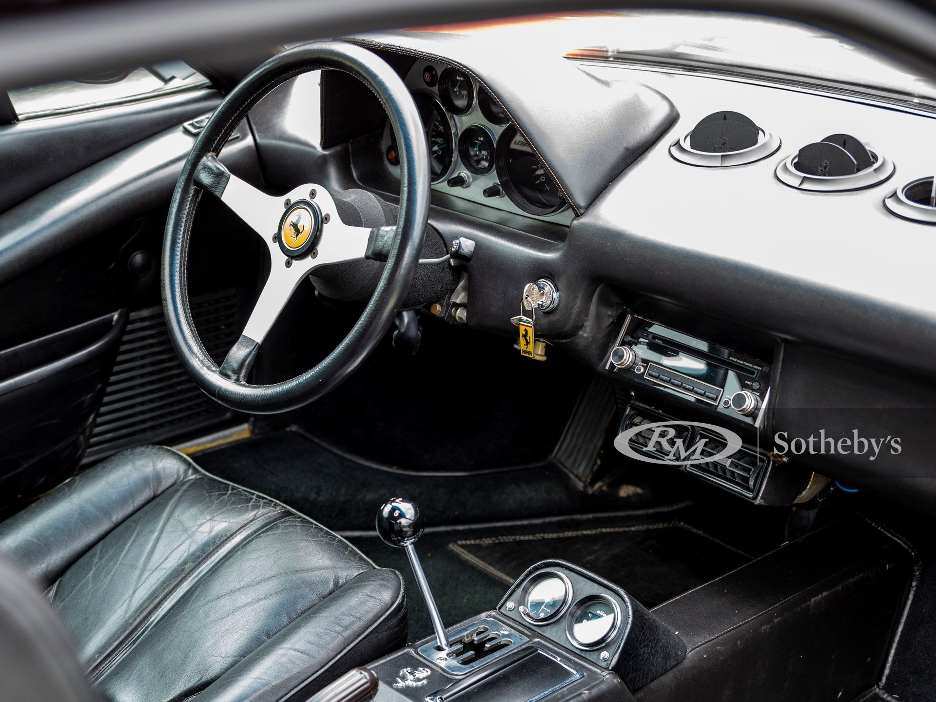 Ferrari 308 GTB Vetroresina 1976 asta