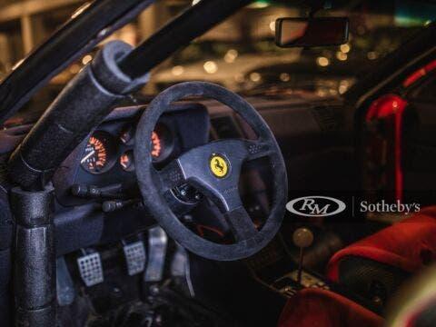 Ferrari 348 GT Michelotto Competizione asta