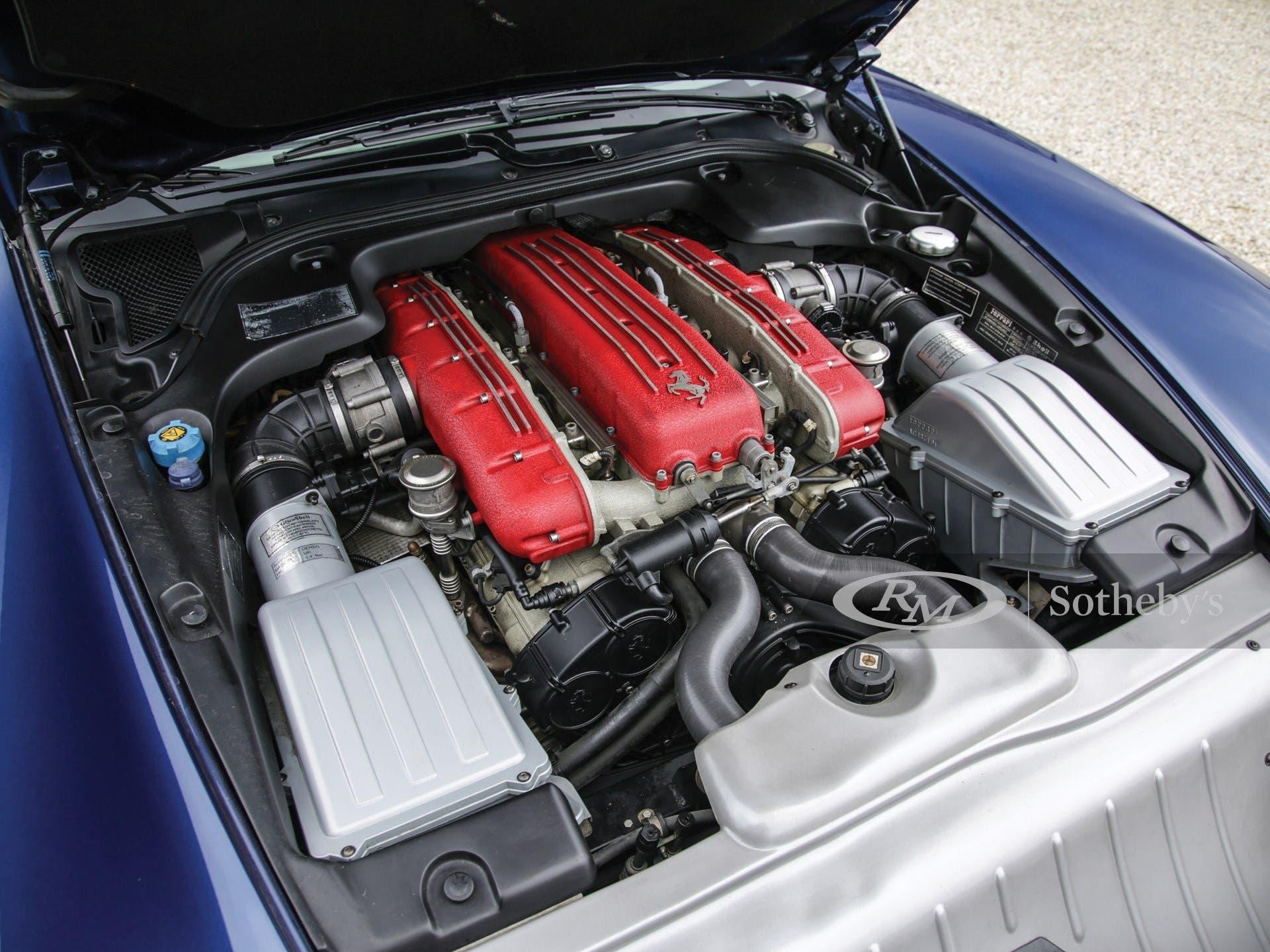 Ferrari 612 Scaglietti 2007 asta