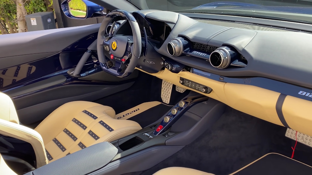 Ferrari 812 GTS Doug DeMuro