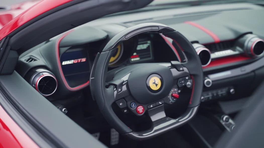 Ferrari 812 GTS Novitec video