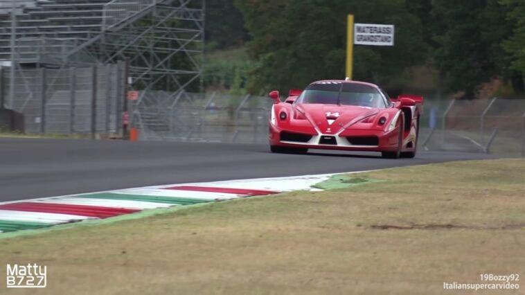 Ferrari FXX-K Evo due esemplari Mugello
