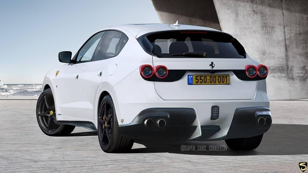 Ferrari Purosangue Superrenderscars