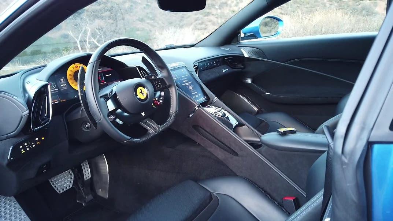 Ferrari Roma TheSmokingTire