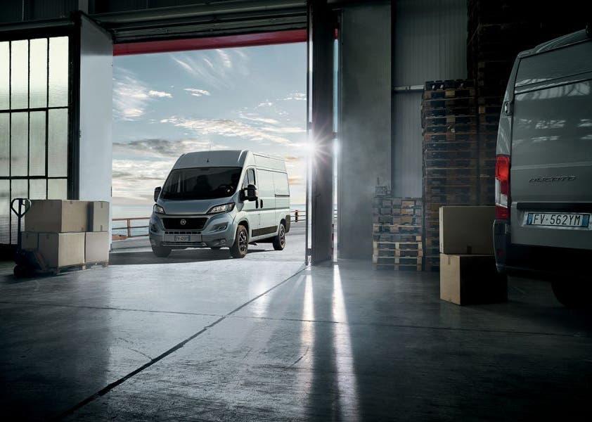 Fiat Ducato veicolo commerciale più venduto Europa 2020