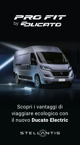 Fiat E-Ducato Pro Fit
