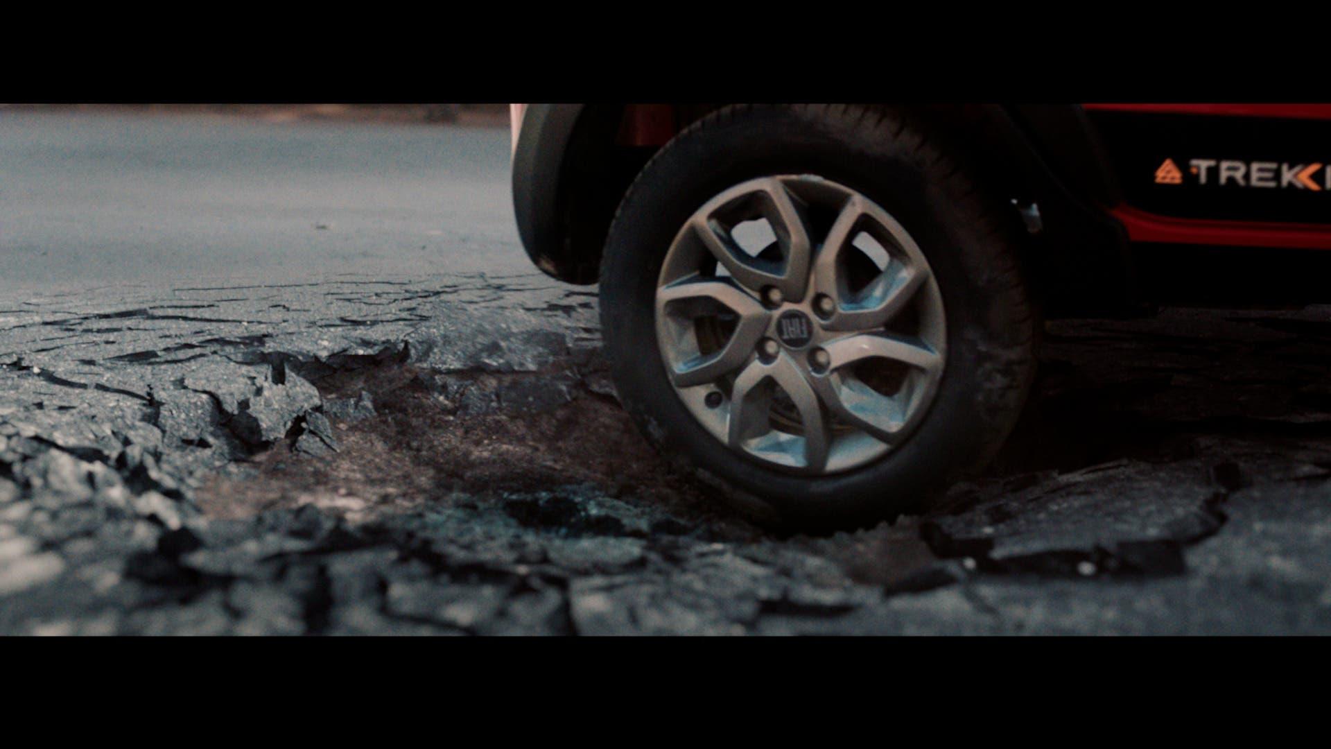 Fiat Mobi Trekking nuova campagna pubblicitaria