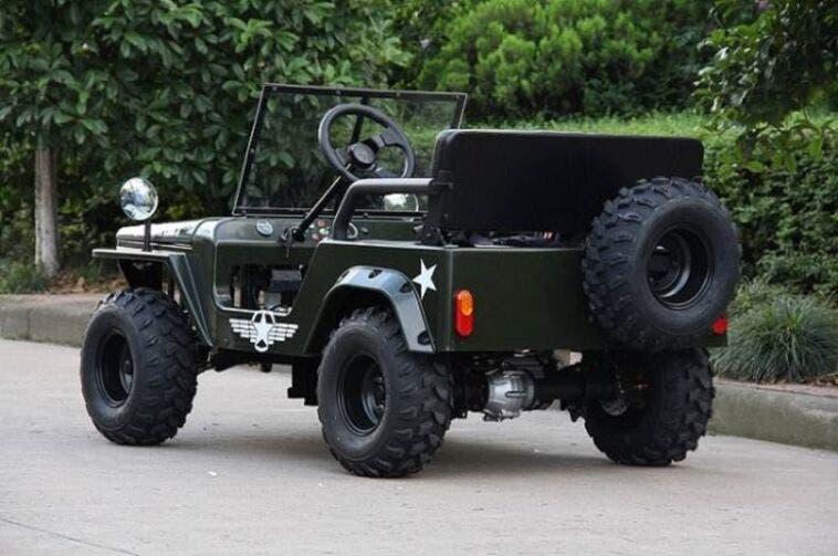 Jeep Alibaba