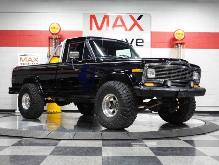 Jeep Gladiator 1982