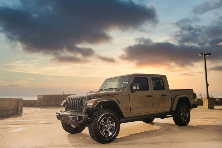 Jeep Gladiator Rubicon 2020 Hellcat asta