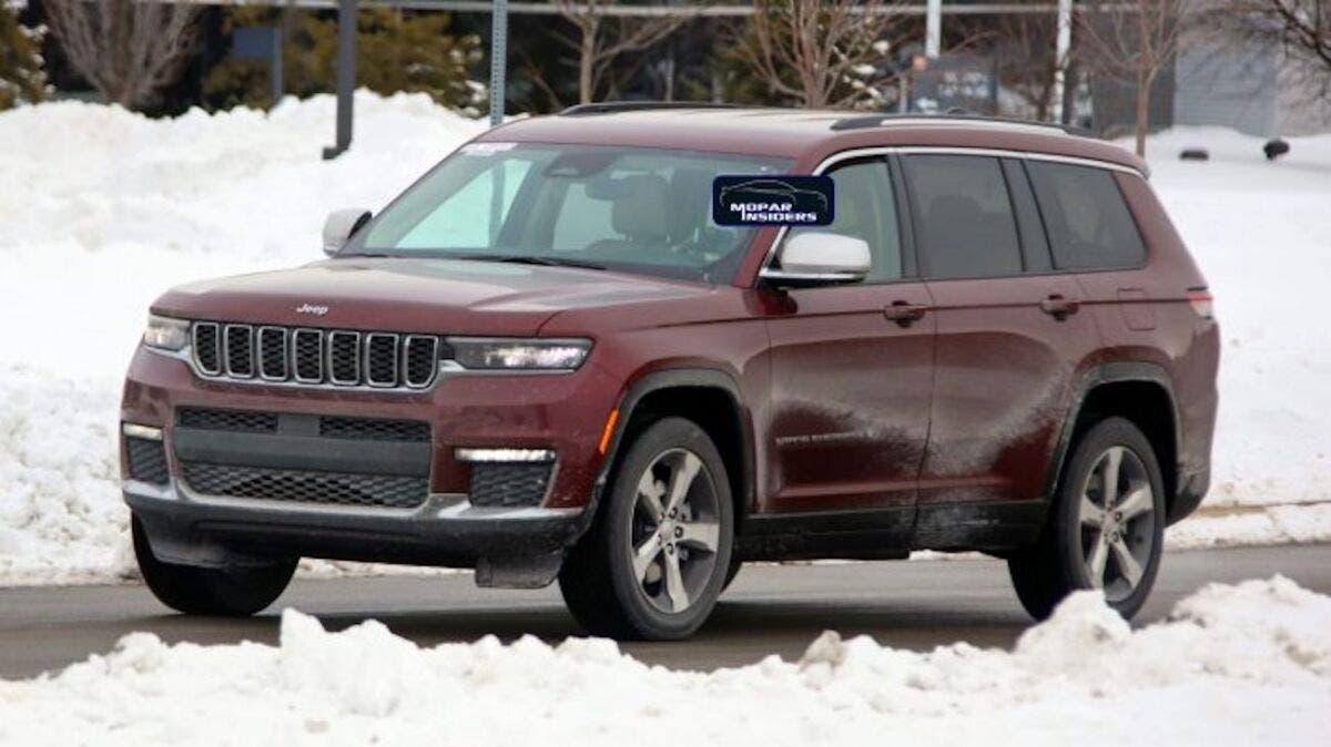 Jeep Grand Cherokee L Limited