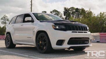 Jeep Grand Cherokee Trackhawk biturbo 1400 CV