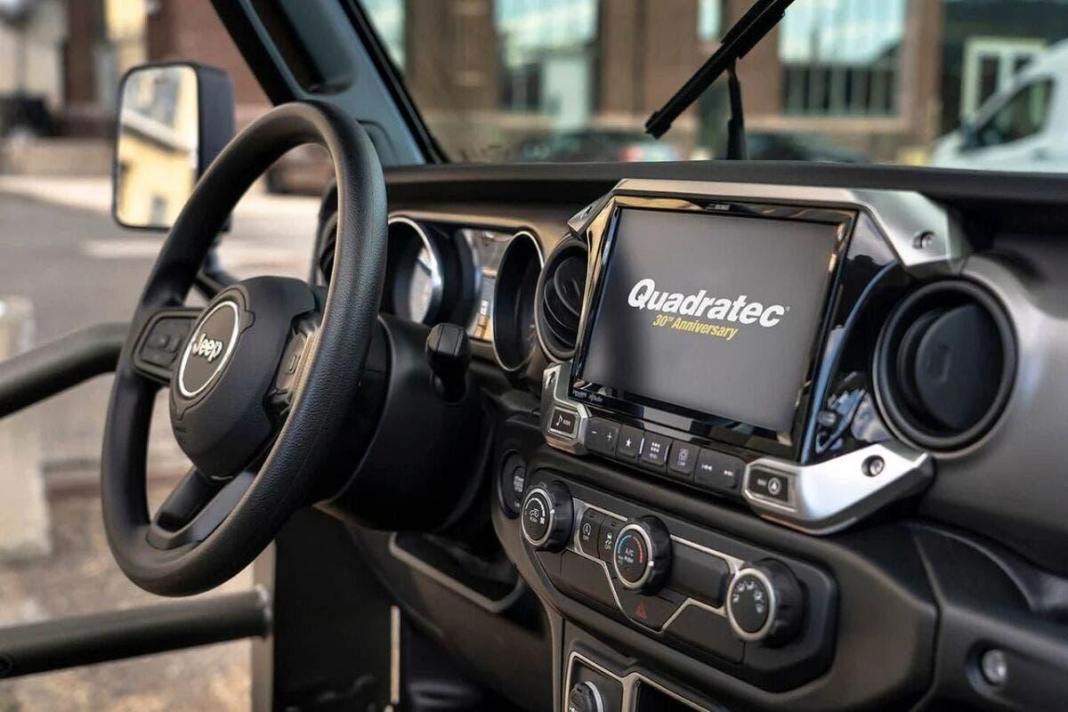 Jeep Wrangler 'MacGyver'