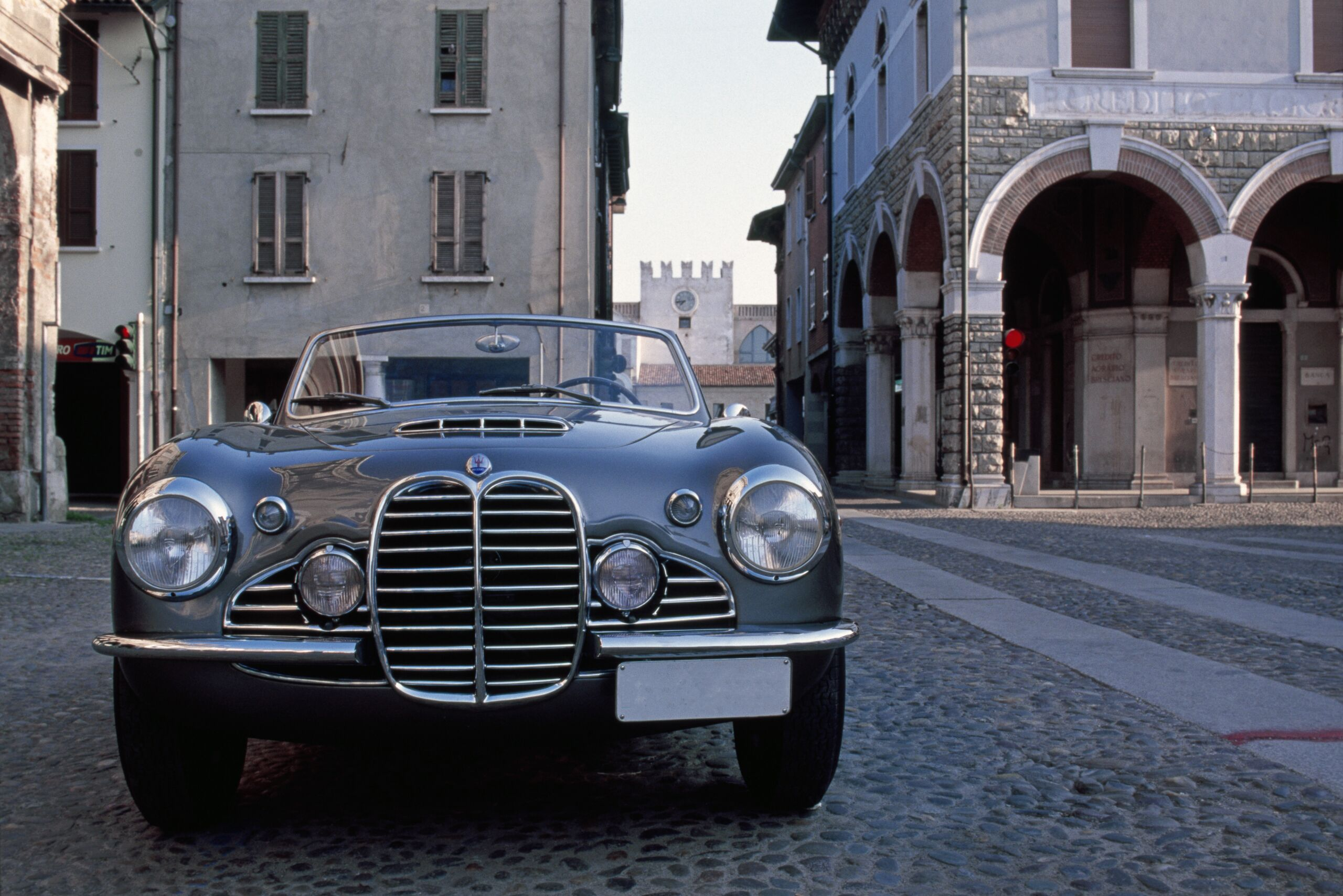 Maserati A6G 2000 70 anni