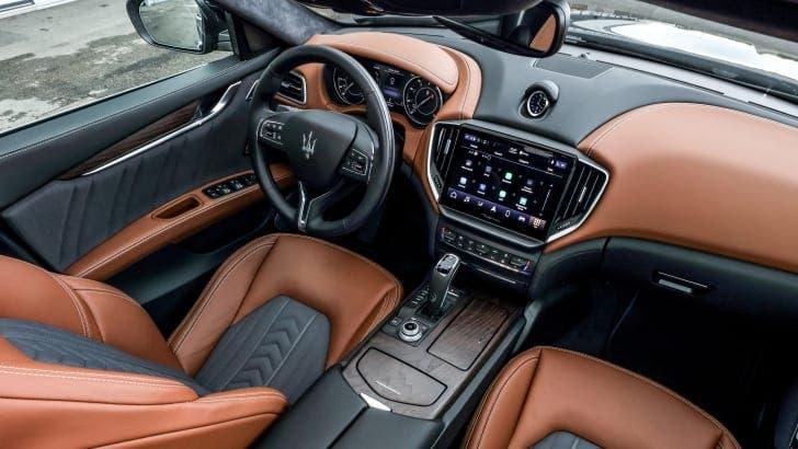 Maserati Ghibli 2021 Australia