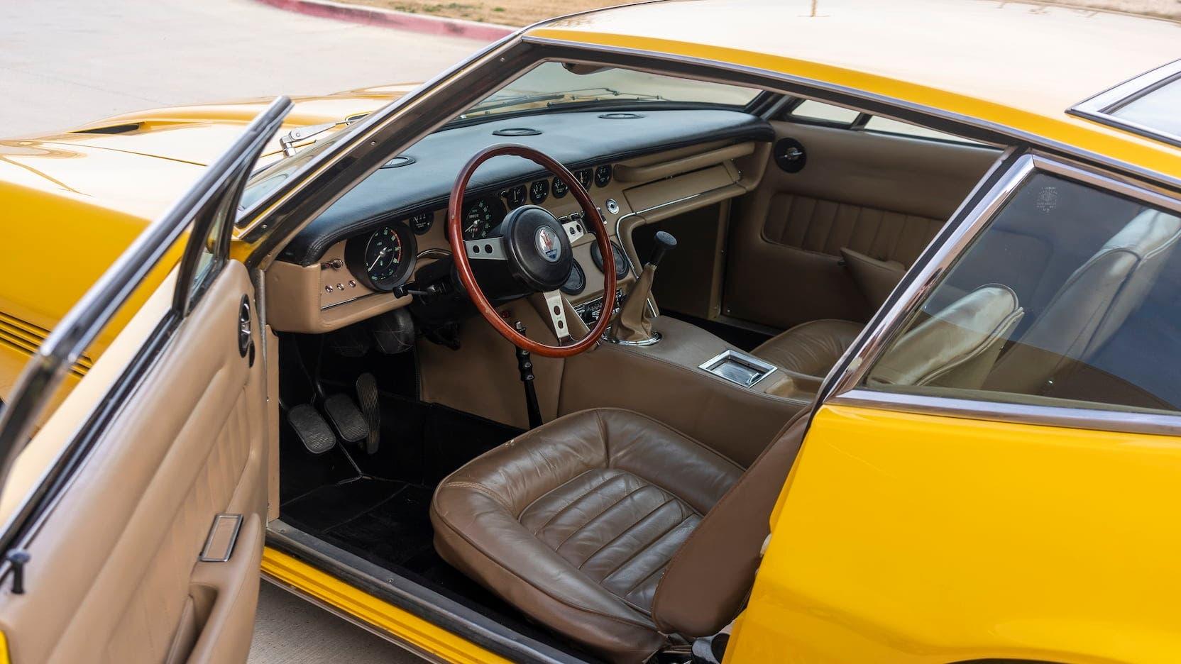 Maserati Ghibli SS 1973 asta