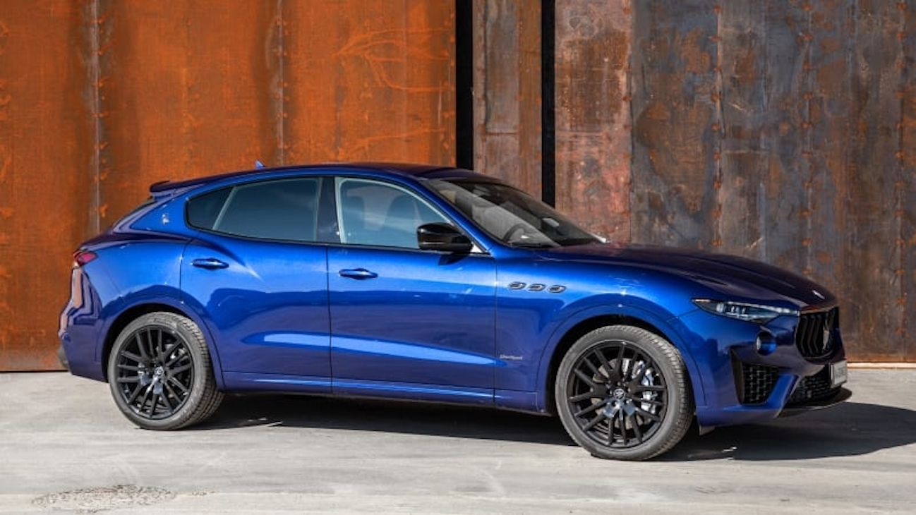 Maserati Levante 2021 Australia