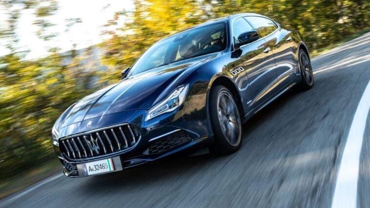 Maserati Quattroporte 2021 Australia