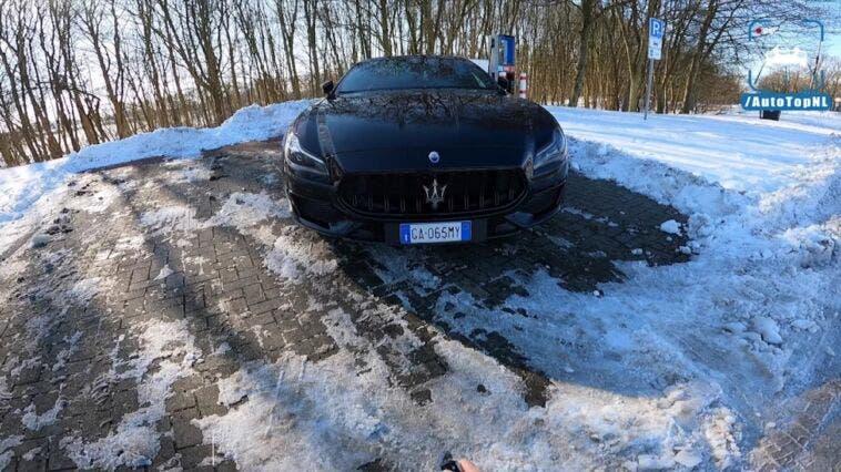 Maserati Quattroporte Trofeo 2021 AutoTopNL