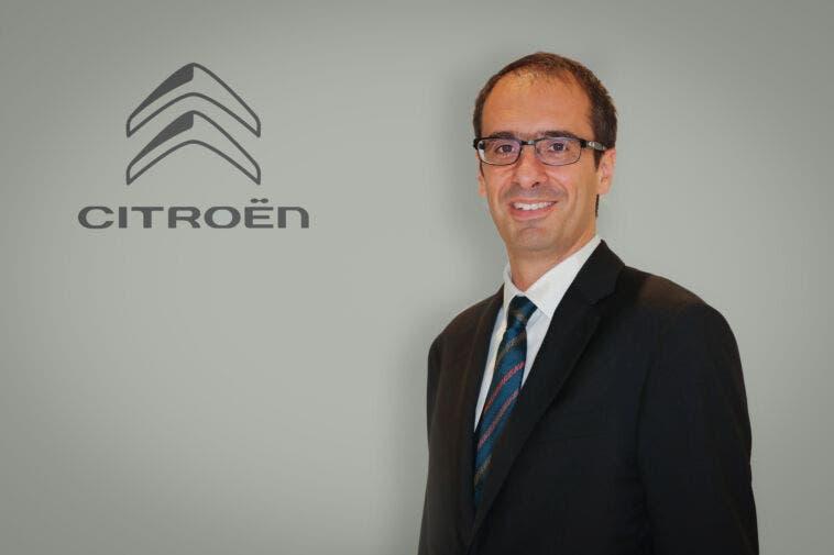 Mathieu Ammassari Citroën Italia