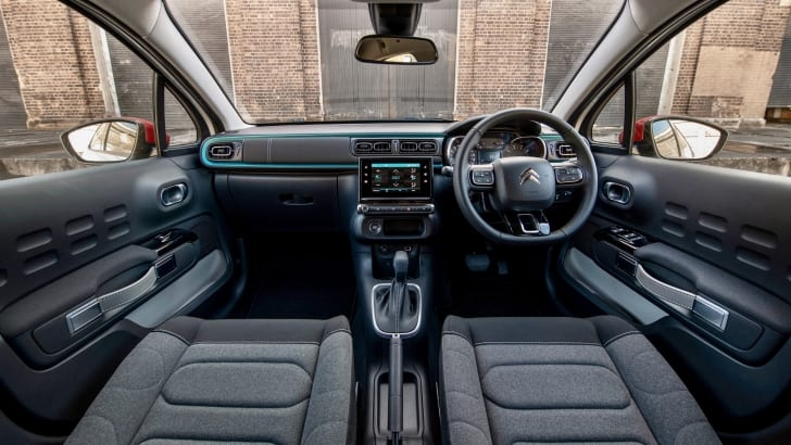 Nuova Citroën C3 Australia