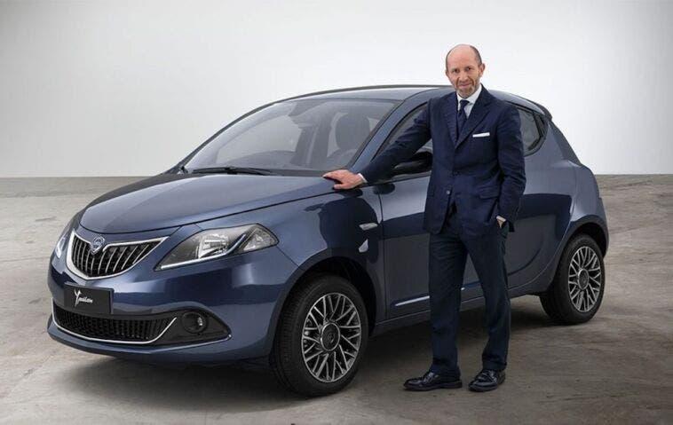 Nuova Lancia Ypsilon Luca Napolitano