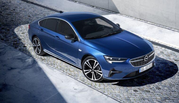 Nuova Opel Insignia elegante