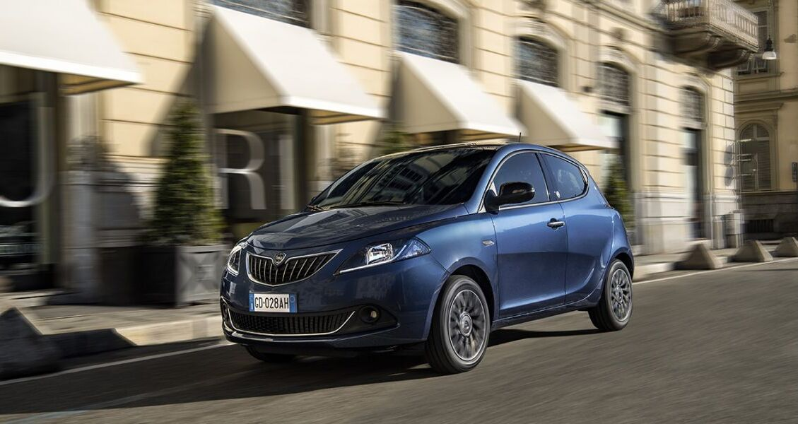 Lancia Ypsilon My 2021