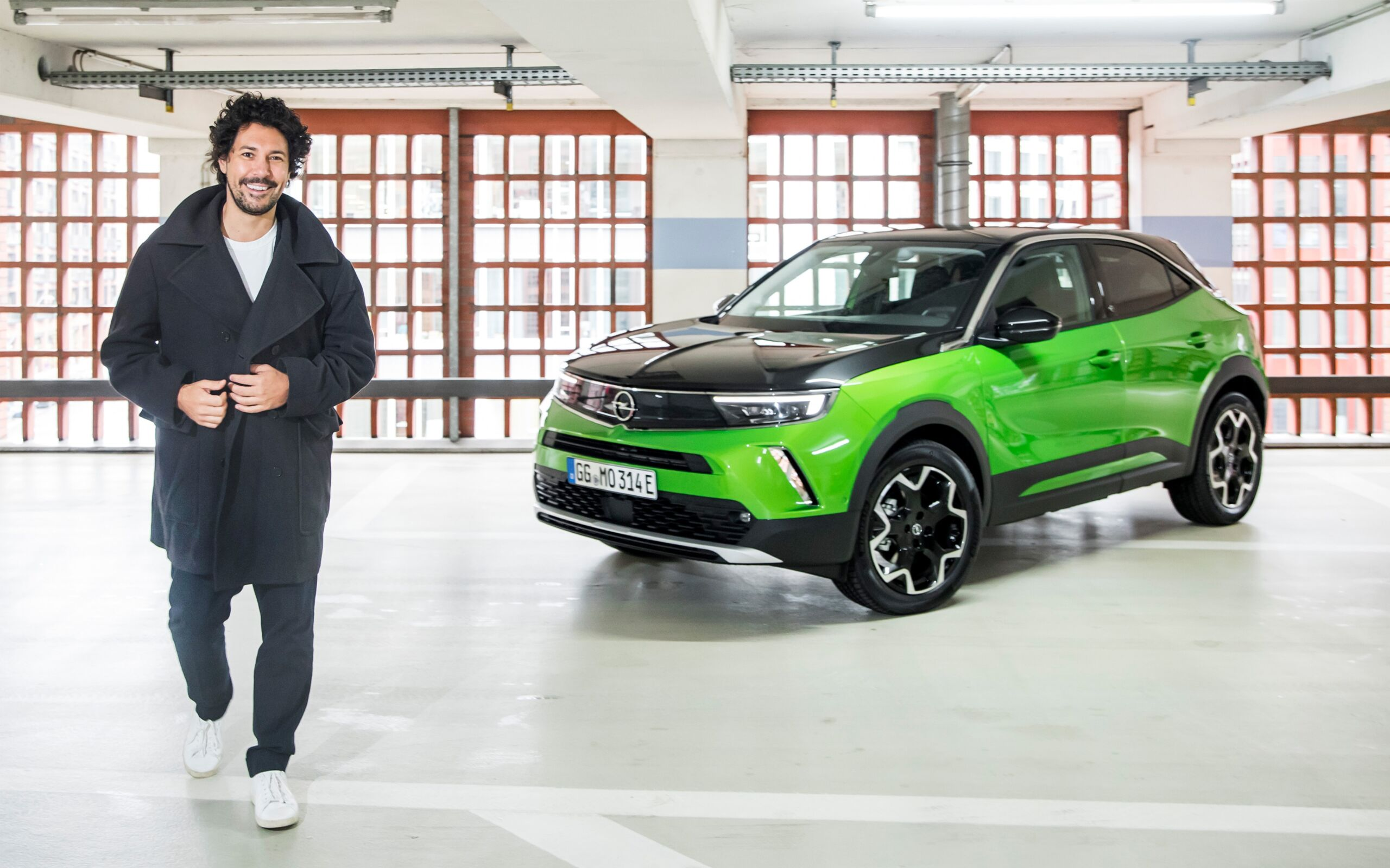Nuovo Opel Mokka esperti stile