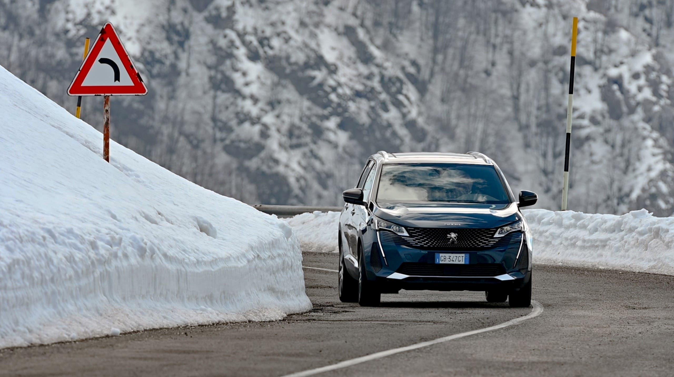 Nuovo Peugeot 5008 comfort