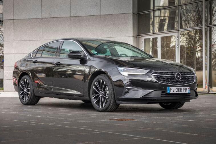 Opel Insignia Kilometers Enterprise premio