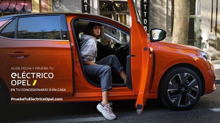 Opel prova veicoli elettrificati casa