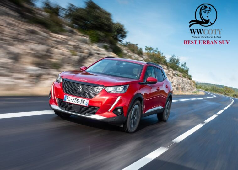 Peugeot 2008 Women's World Car of the Year