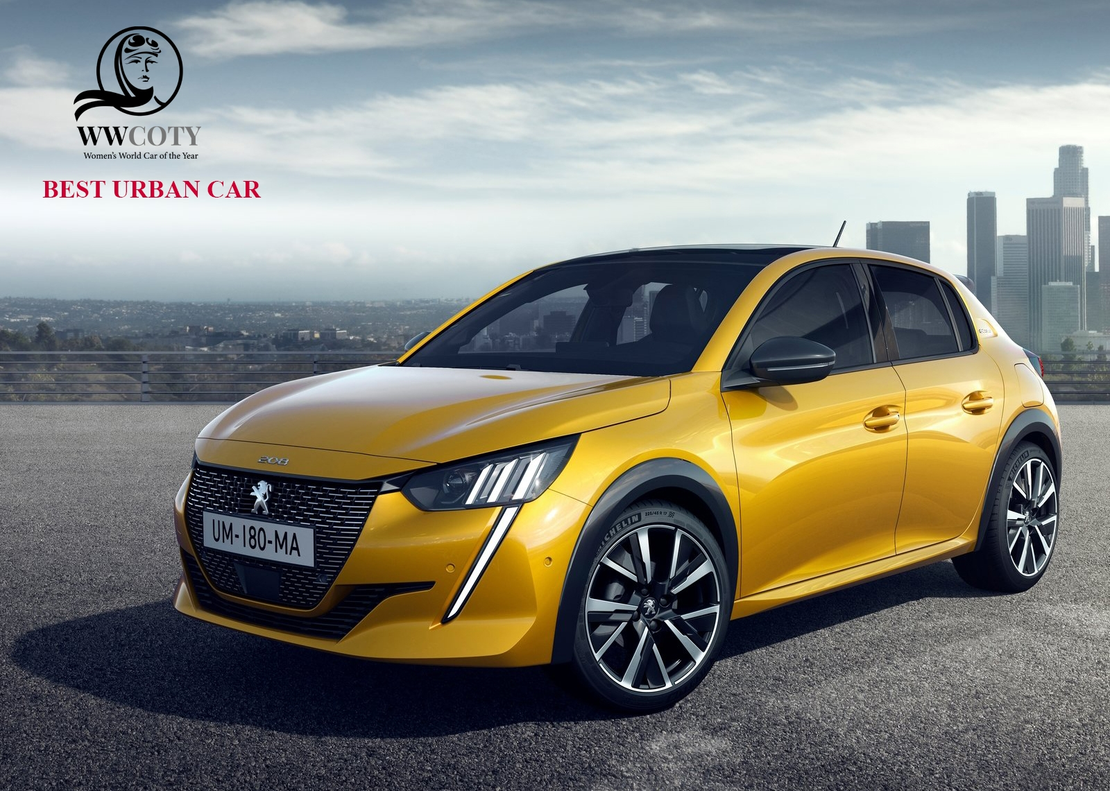 Peugeot 208 Women's World Car of the Year