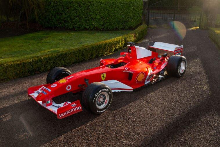 Ferrari F2004 Asta