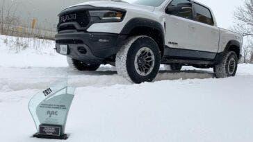 Ram 1500 Best Full-size Pickup 2021 Canada