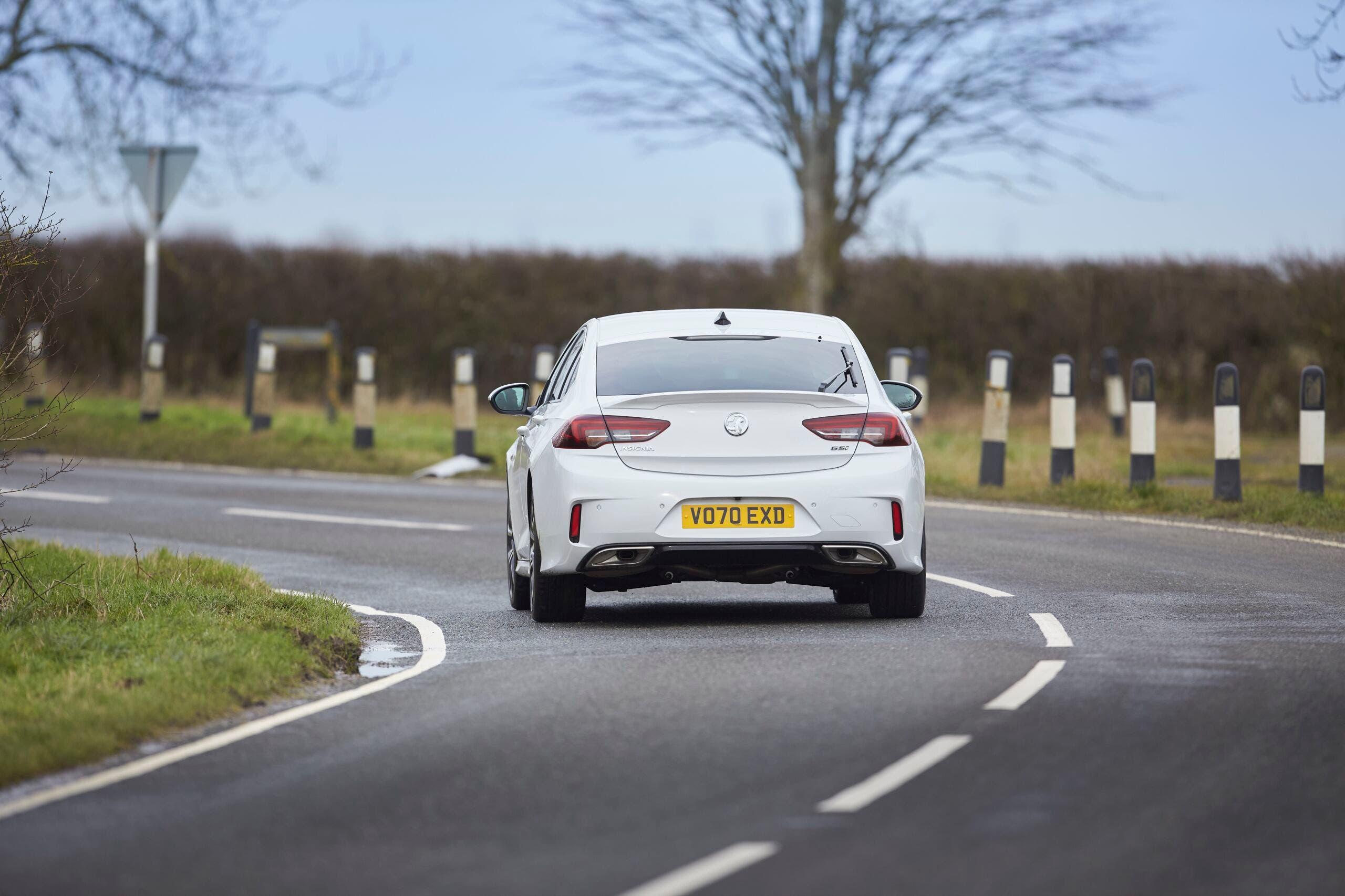 Vauxhall Insignia 2021