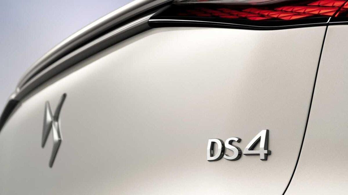 Nuova DS 4
