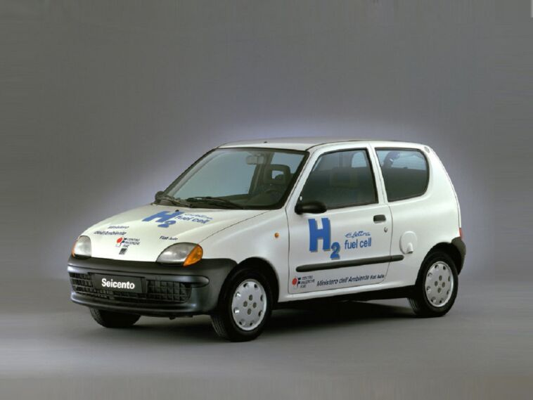 Seicento H2 Fuel Cell