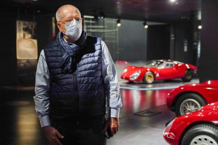Imparato Museo Alfa Romeo