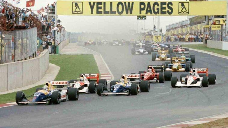 Formula 1 Sud Africa