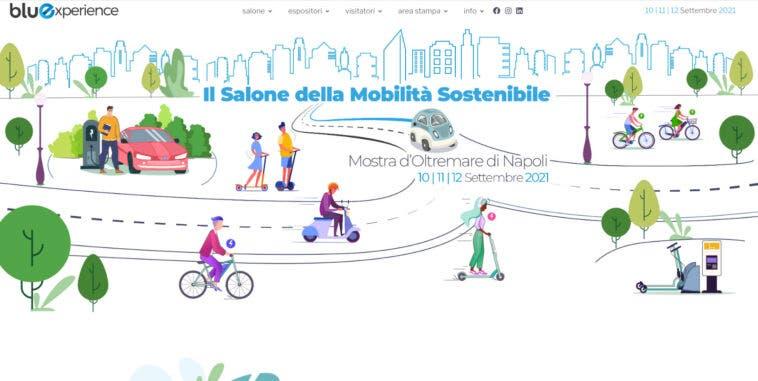 salone mobilità sostenibile