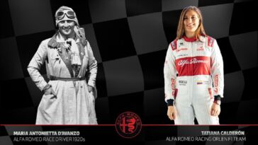 Alfa Romeo Donne Pilota