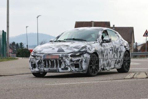 Ferrari Purosangue SPIA