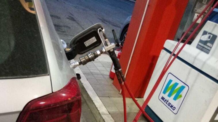 Bombole di metano CNG4