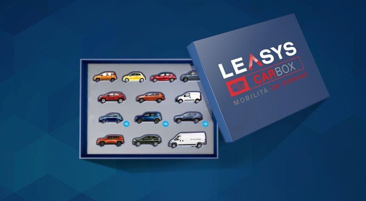 Carbox di Leasys