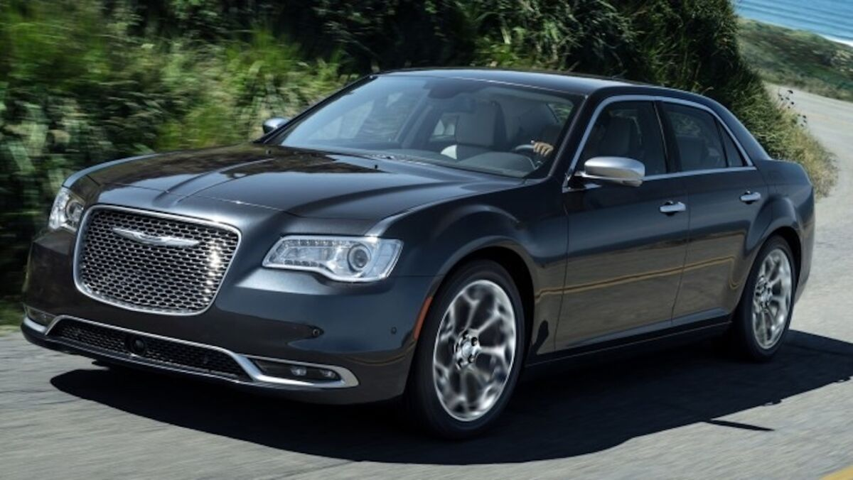 Chrysler 300C 2021 Messico
