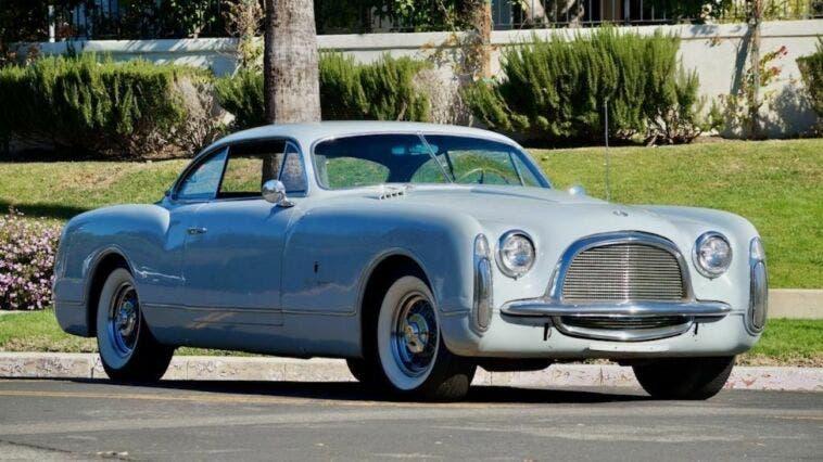 Chrysler Ghia Special Coupé 1953 in vendita